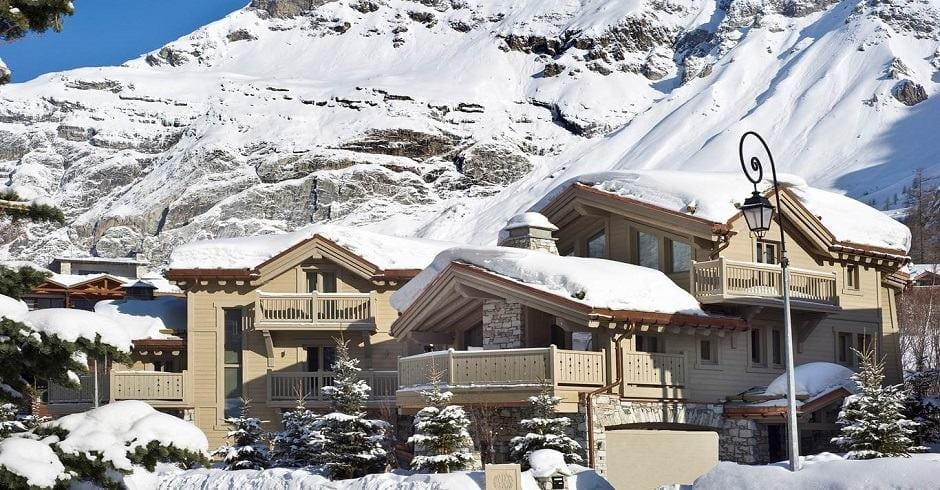 Chalet Black Pearl - Val d'Isere