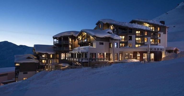 Hotel & Residence Le Hameau du Kashmir - Val Thorens