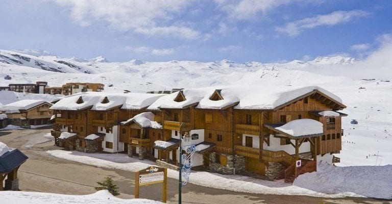 Montagnettes Lombarde - Val Thorens