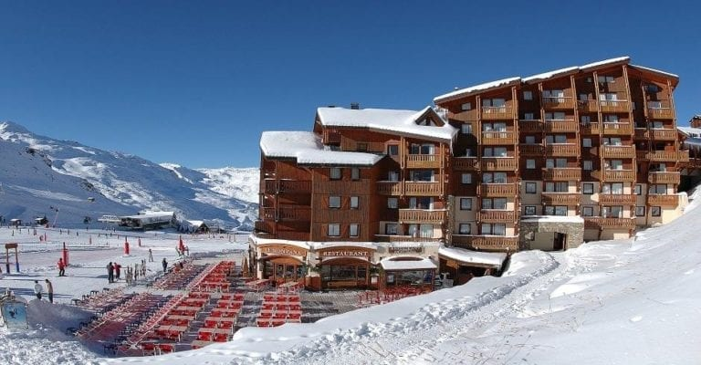 Residences Village Montana - Val Thorens
