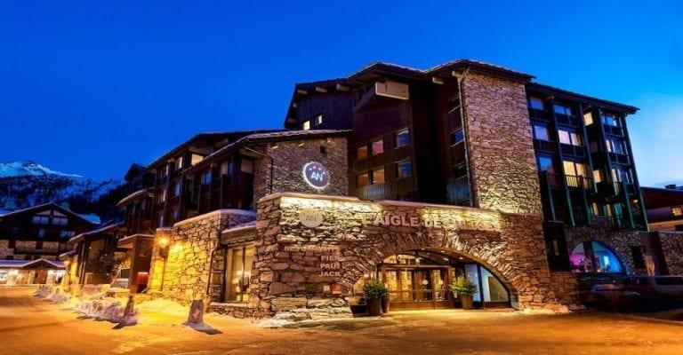 Hotel L'Aigle des Neiges - Val d'Isere