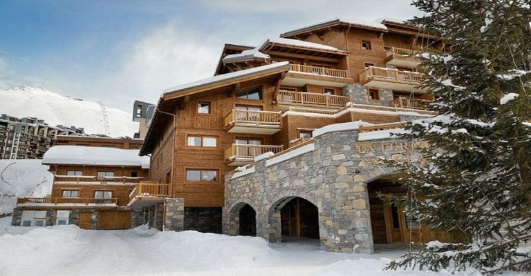 CGH Residence & Spa La Ferme du Val Claret - Tignes Val Claret