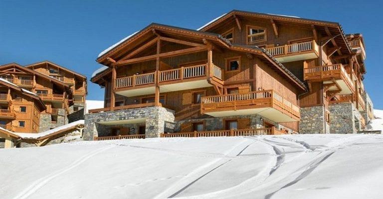 CGH Residence & Spas Les Granges du Soleil - Plagne Soleil