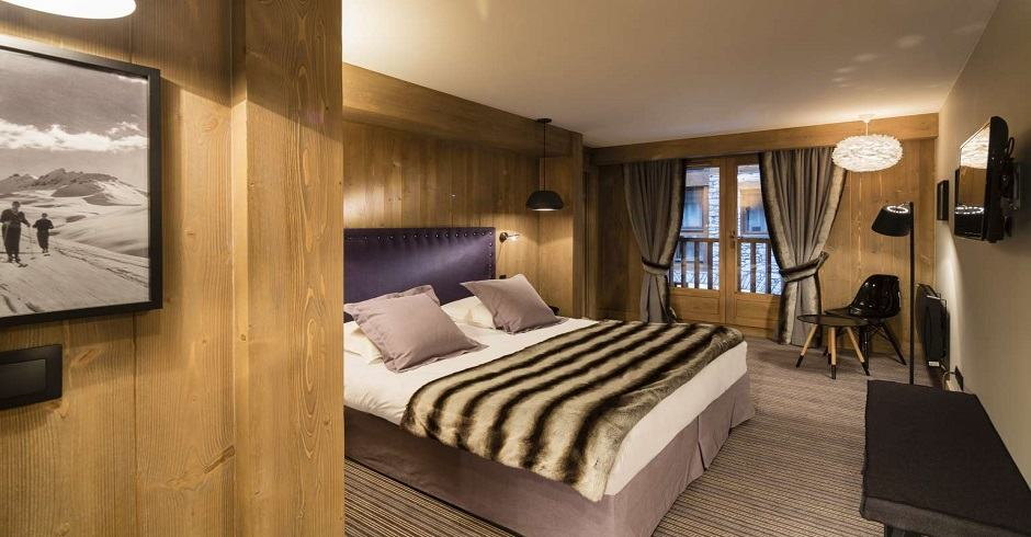 Hotel Kandahar - Val d'Isere