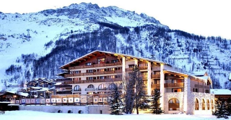 Hotel Christiania - Val d'Isere