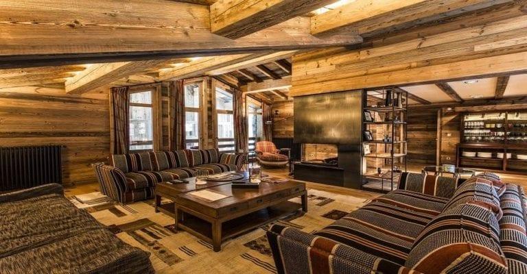 Chalet Ambre - La Mourra hotel village