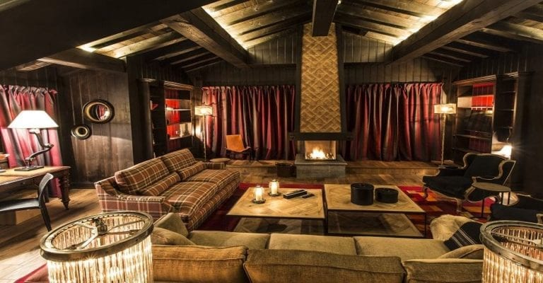 Chalet Ebene - La Mourra hotel village