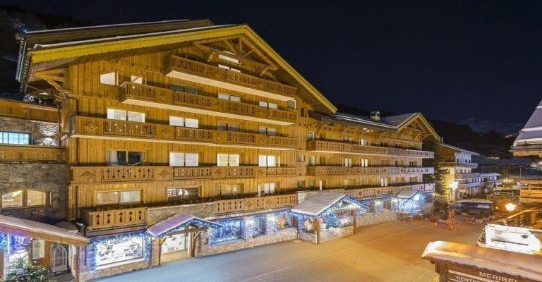 Hotel La Chaudanne - Meribel centre
