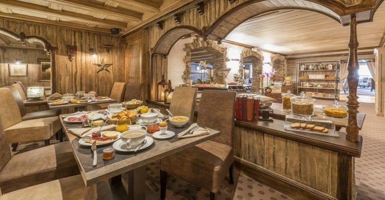 Hotel La Chaudanne - Restaurant Le 80