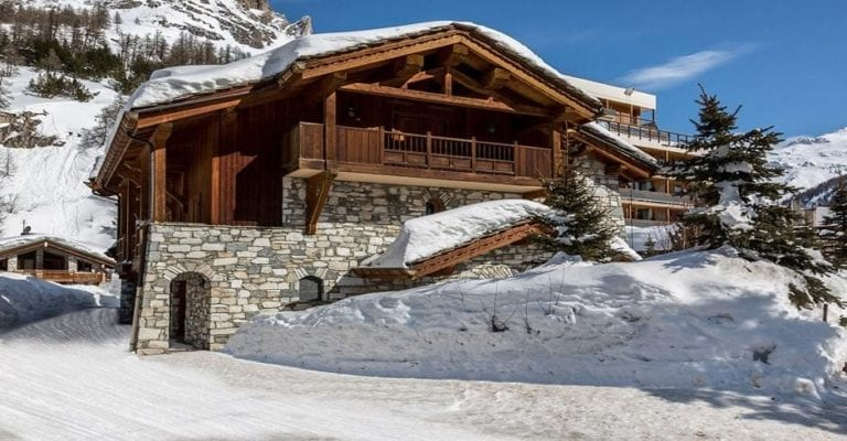 Chalet Cachoban - Val d'Isere