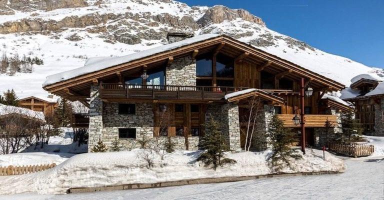 Chalet des Alpes - Val d'Isère