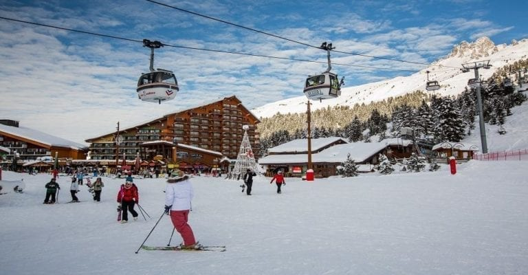 Hotel Alpen Ruitor - Méribel Mottaret