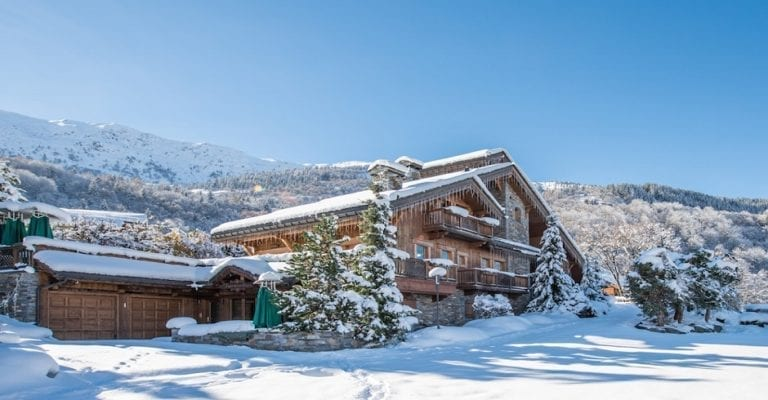 Chalet Tyrosolios 7 Bedroom - sleeps 14, Meribel Le Raffort