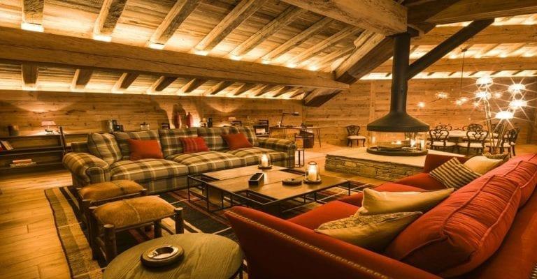 Chalet Sequoia - Hotel la Mourra, Val d'Isere