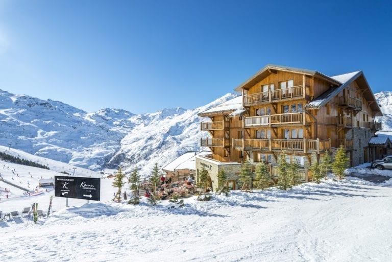 Chalet Hotel Kaya - Les Menuires