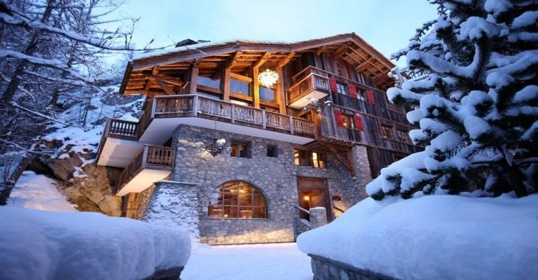 Chalet Le Rocher - Val d'Isere