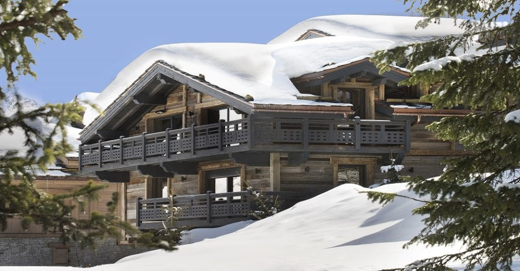 Chalet Le Petit Palais - Courchevel 1850