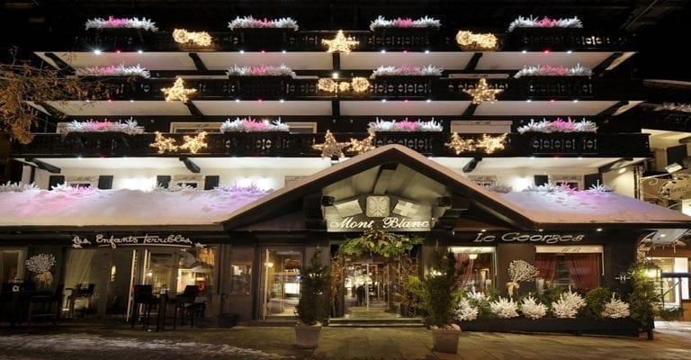 Hôtel Mont-Blanc - Megève