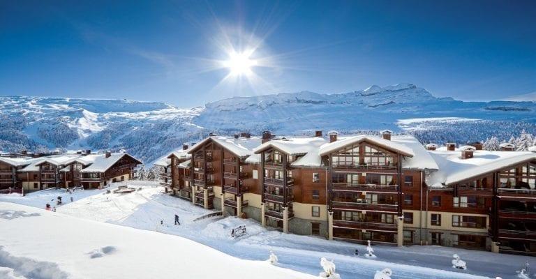 Premium Residence Les Terrasses d'Eos - Flaine