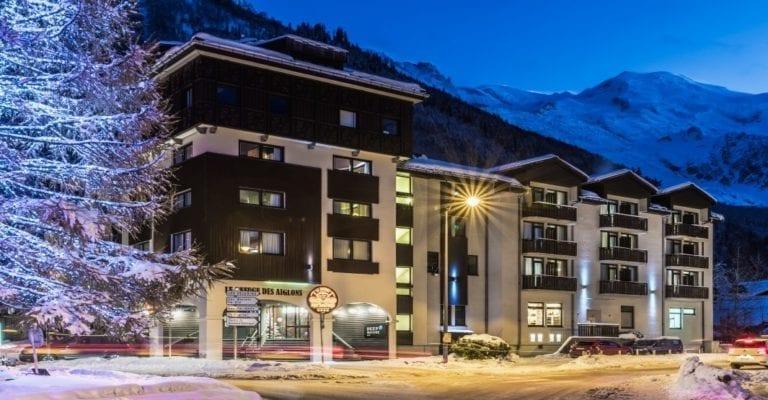 Hotel Le Refuge Des Aiglons Chamonix (21)