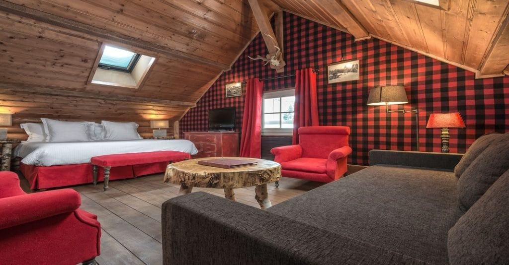 Hotel Le Lodge Park - Megève
