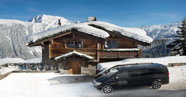 Chalet Pearl - Courchevel 1850