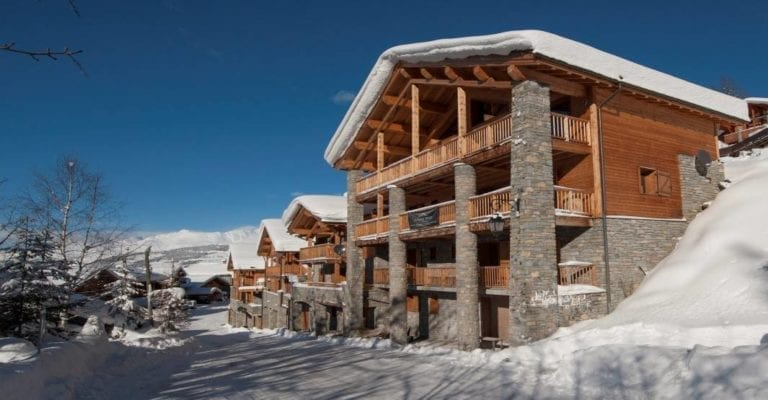 Chalet La Marquise 7 Bedrooms - sleeps 14, Sainte-Foy