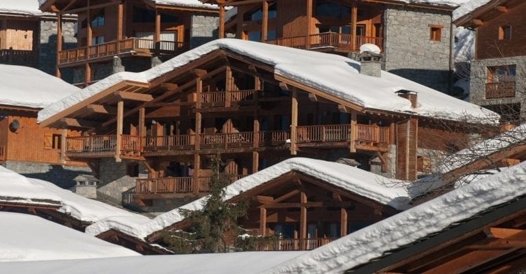 Chalet North & South Face 5 Bedrooms - sleeps 10 - Sainte-Foy