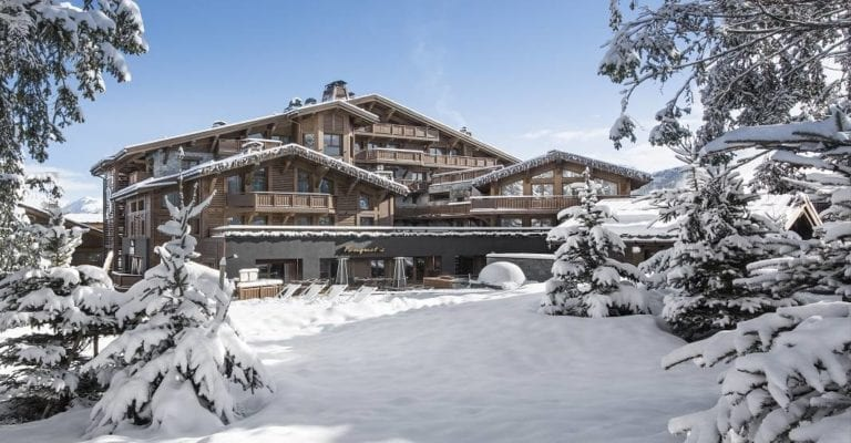 Hotel Barriere Les Neiges - Courchevel 1850