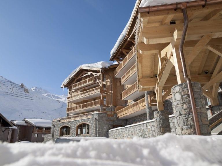 CGH Residence & Spa Le Telemark - Tignes