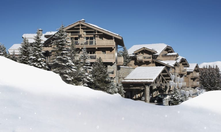 Hotel Le K2 Altitude Courchevel 1850 (13)