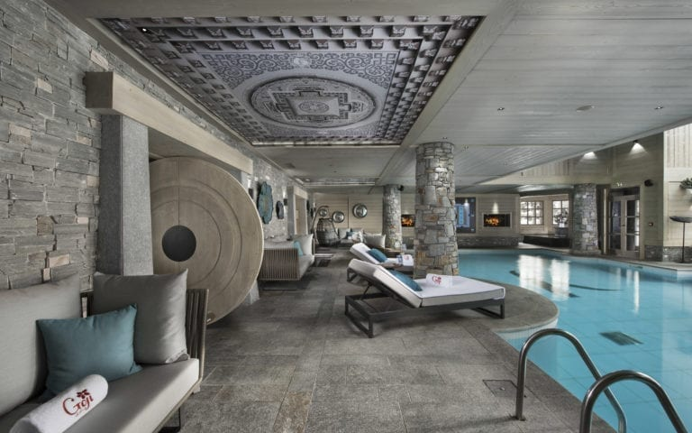 Hotel Le K2 Altitude Courchevel 1850 (2)
