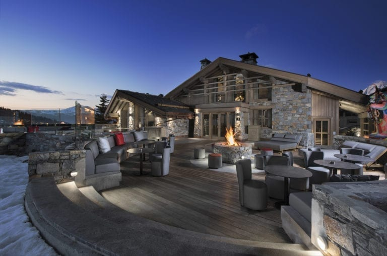 Hotel Le K2 Altitude Courchevel 1850 (5)