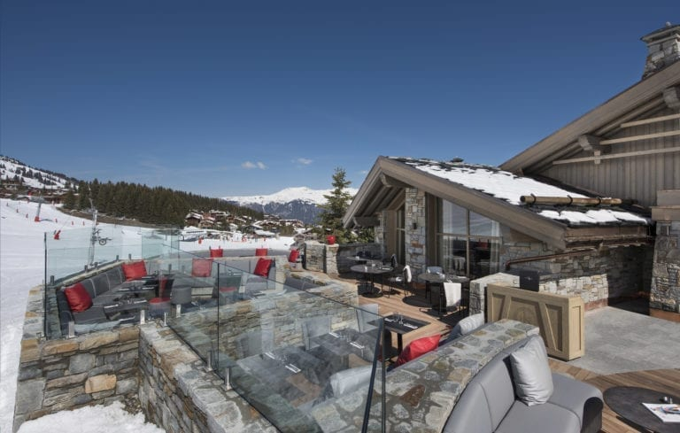 Hotel Le K2 Altitude Courchevel 1850 (8)