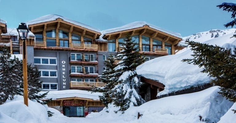 Hotel Ormelune - Val d'Isere