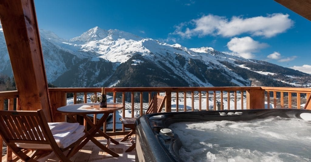 Chalet The South Face 5 Bedrooms - sleeps 10 - Sainte-Foy