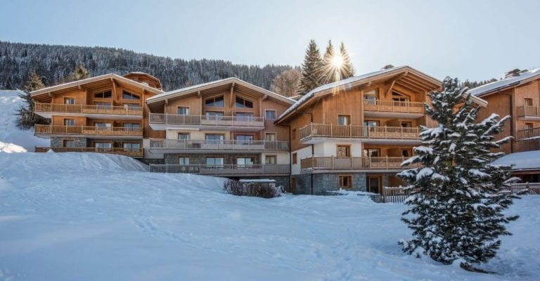 CGH Residence & Spa Les Chalets de Jouvence - Les Carroz