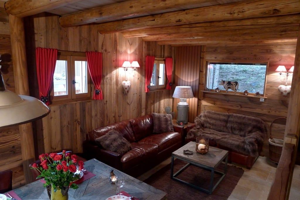 Chalet Les Alpages 3 Bedroom Sleeps 8 - Les Deux Alpes