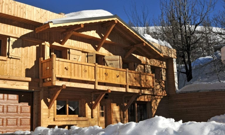 Chalet De Marie 5 Bedroom Sleeps 10 - Les Deux Alpes