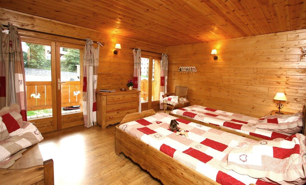 Chalet De Marie 5 Bedroom Sleeps 10 - Les Deux Alpes