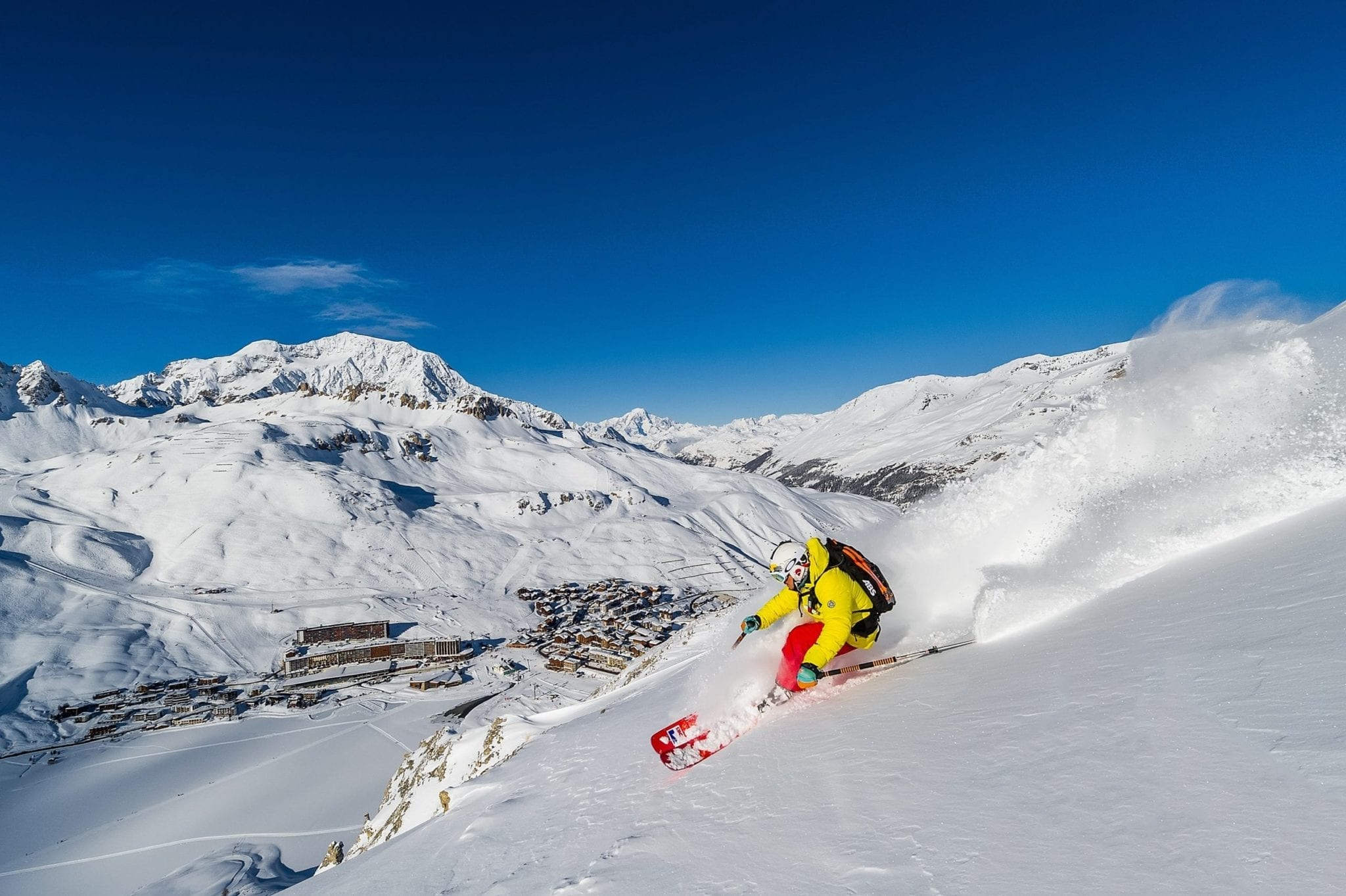 The Ultimate Guide to Tignes