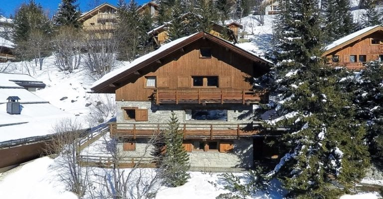 Chalet L'Ardour 5 Bedroom - sleeps 10, Meribel