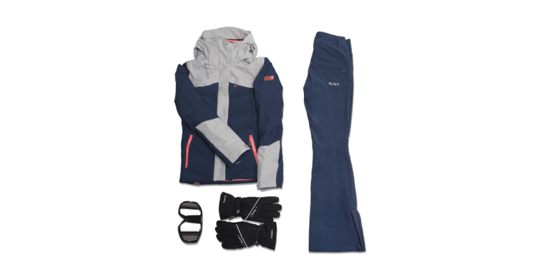 Ski Chic clothing hire