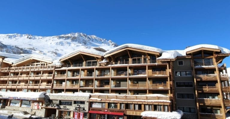 Grand Cocor Residence - Val d'Isere
