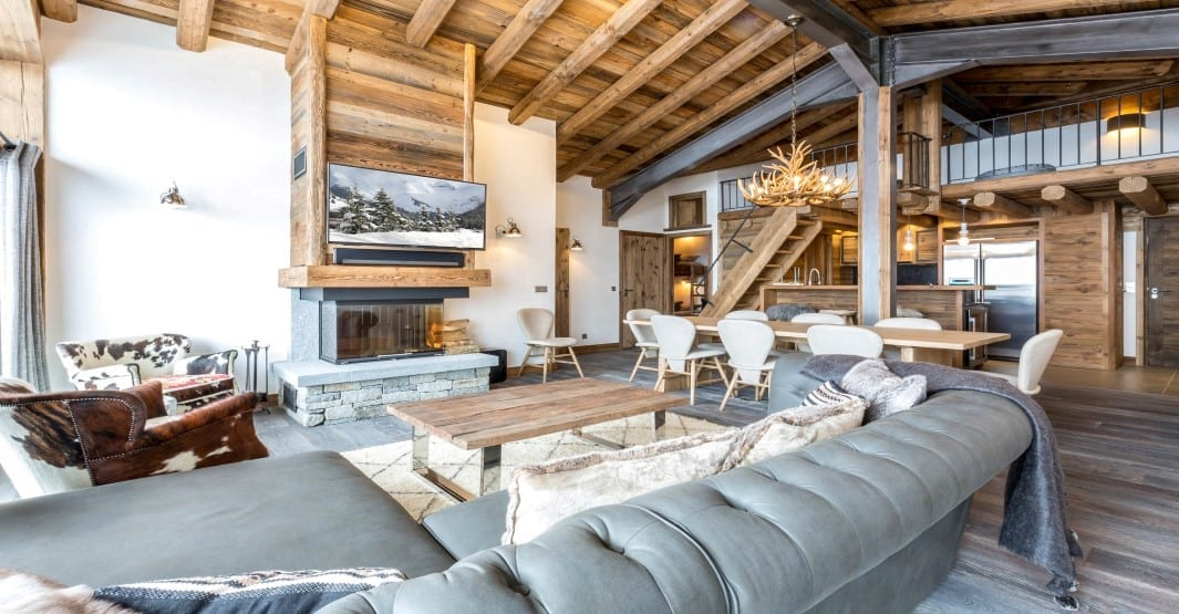 Grand Cocor 4 bedroom duplex A4043, Val d'Isère