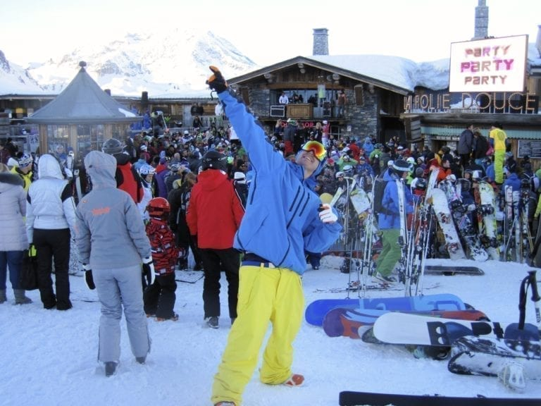 Gilles Riou - La Folie Douce - © Top Snow Travel