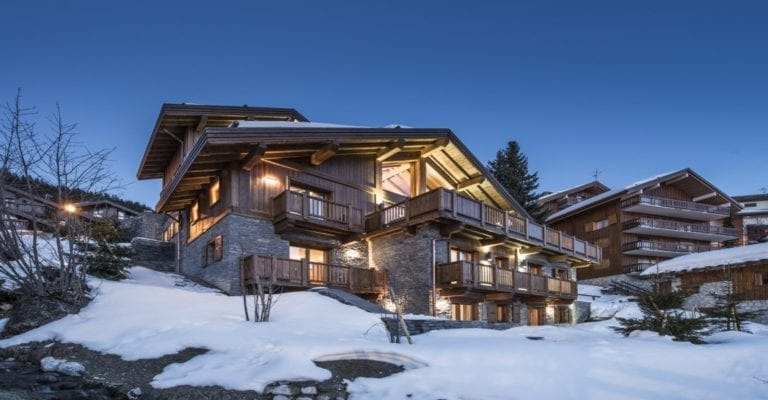 Chalet Le Grenier - Meribel ski resort