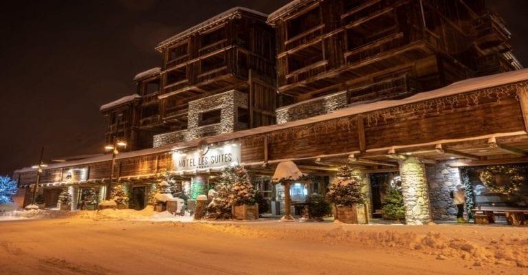 Hotel Les Suites - Maison Bouvier - Tignes Val Claret