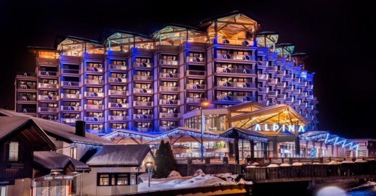 Alpina Eclectic Hotel - Chamonix Mont -Blanc