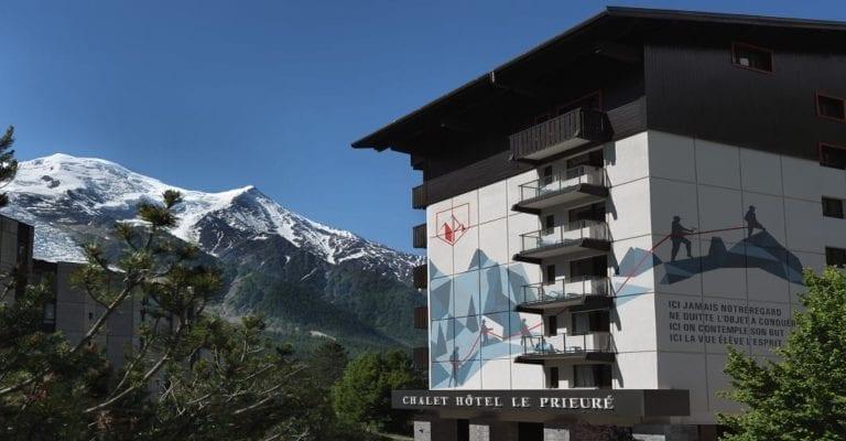 Chalet Hôtel Le Prieuré - Chamonix